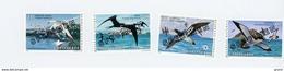 Cap Vert-Cabo Verde-1993-SPECIMEN-Oiseaux De Mer-Frégate Et Autres-639/42***MNH-