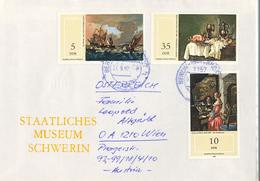 Museum Schwerin Ludolf Backhuysen Heda Franz Van Mieris Hauskonzert Schinken