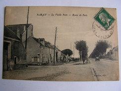 Carte Postale Ancienne 92 Hauts De Seine La Vieille Poste Route De Paris - France