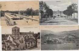 Lot De 100 CPA CPSM Saone Et Loire Déstockage Pour Revendeurs Ou Collectionneurs    N° 49 PORT GRATUIT FRANCE - Postales