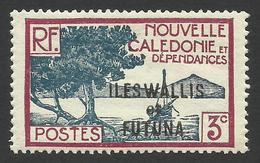 Wallis And Futuna, 3 C. 1940, Sc # 45, MNH. - Wallis And Futuna