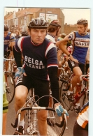 Antoine VANNESTE .  Cyclisme. 2 Scans. Lire Descriptif. Belga Cleaner - Radsport
