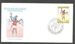 FDC Année Préolympique      1991