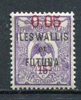 WALLIS -  Yv. N°  29  *   0,05 S 15c   Cote  0,75 Euro  BE   2 Scans - Wallis E Futuna