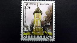 Österreich 2419 Oo/used, Gotischer Bildstock (16. Jh.), Hochosterwitz