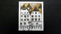 Österreich 2415 Oo/used, Spätgotische Bürgerhäuser, Steyr