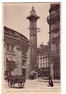 PARIS: La Bourse Du Commerce , Observatoire De La Tour Médicis
