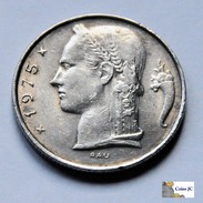 Bélgica - 5 Francs - 1975 - 05. 5 Francos