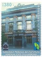 Armenia MNH** 2015 Mi 957 RCC Architectural Monuments Of CIS Capitals - Armenia