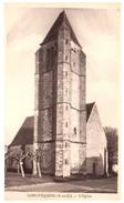 78 - LONGUEVILLIERS --  L'Eglise