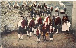 Pyrénées - Danse Ossaloise   (95370)