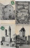 Lot N° 51 De 100 CPA CPSM Saone Et Loire Déstockage Pour Revendeurs Ou Collectionneurs PORT GRATUIT FRANCE - Postales