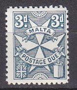 PGL AR0867 - MALTE MALTA TAXE Yv N°36 **