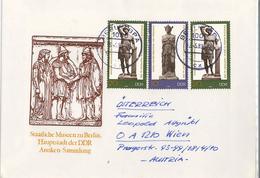 Staatliche Museen Berlin Amazone Bronze Athena Pergamon