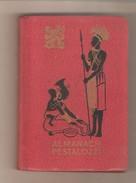 ALMANACH PESTALOZZI 1953 - Agenda De Poche Des écoliers Belges - Calendriers