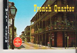 Travel Booklet French Quarter, New Orleans, Louisiana 10 Photos - North America