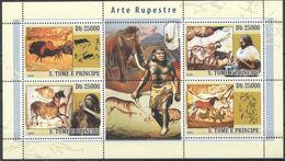 Saint Thomas 2008 Prehistoire Prehistory Art Rupestre