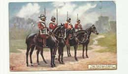 "**The British Army -Cavalry Queen Elisabeth 1560**-TUCK'S POST CARD--.""""   """" - Regiments"