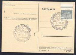 Germany Deutschland 1960 Card: Cavallo Horse Pferd Cheval: Equestrian; Deutsches Spring Und Fahr Derby Hamburg
