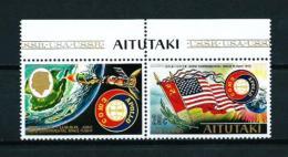 Aitutaki  Nº Yvert  134/5  En Nuevo