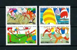 Aitutaki  Nº Yvert  172/5  En Nuevo