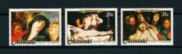 Aitutaki  Nº Yvert  198/200  En Nuevo