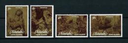 Aitutaki  Nº Yvert  304/7  En Nuevo