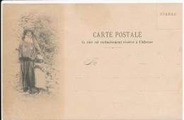 CPA TUNISIE Rare Carte Précurseur 1895