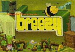 Postcard - Adventure Time - Breezy - Season.6 .Ep.6. New - Postcards