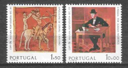 Portugal 1975 Mi 1291-1292 MNH CEPT EUROPA (phosphor See Picture)