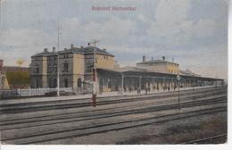 Bahnhof - Lontzen