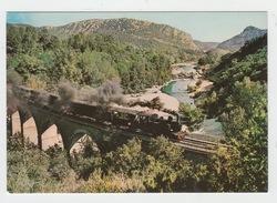 30 - SAINT JEAN DU GARD / TRAIN A VAPEUR DES CEVENNES - Saint-Jean-du-Gard