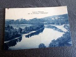 CPA- La Dordogne à MONTFORT (24) - France