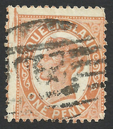 Queensland, 1 P. 1895, Sc # 104, Mi # 84, Used