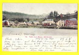 * Rouillon (Anhée - Namur - La Wallonie) * (Union Postale Universelle, Nr 76) Vallée De La Meuse, Canal, Quai, Couleur