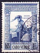 Kap Verde -  Heinrich Der Seefahrer (MiNr: 240) 1938 - Gest Used Obl