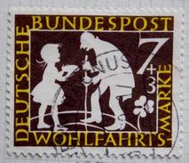 Allemagne RFA Y&T N° 196 - 197 - 198 - 199 - 201 - ?  . 6 Valeurs (o)