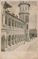 Romania,Rumanien,Roumanie - Buzau,Buzeu - Palatul Comunal - Romania