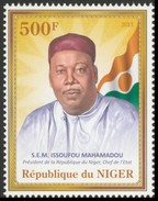 NIGER 2013 - President Mahamadou - YT 1788, Mi 2146