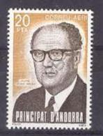 Spanish Andorra 1983, Jaime Sansa E=173 S=C2 (**)