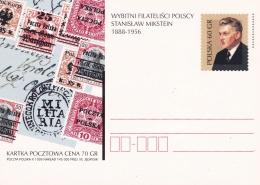Poland Postal Stationary 1999  Stanislaw Milkstein   - Mint  (G81-5)