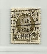 Timbre Belgique Roi Albert I   N° 255 - 60c - 1922-1927 Houyoux