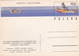 Poland Postal Stationary 1971 ORMO  - Mint  (G81-5)