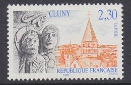 France 1990 Cluny 1v ** Mnh (FR156BB))