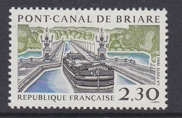 France 1990 Port-Canal De Briare 1v ** Mnh (FR156BC))
