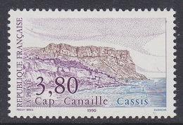 France 1990 Cap Canaille 1v ** Mnh (FR156BF)