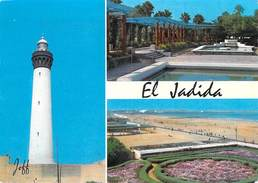 Afrique > Maroc EL JADIDA EL-JADIDA Multi Vues (phare Lighthouse)*PRIX FIXE - Morocco