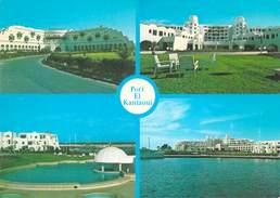 TUNISIE-SOUSSE Port EL KANTAOUI  (multi Vues)(- Editions : Carthage Rm 37) PRIX FIXE