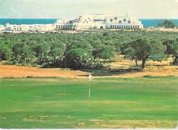 TUNISIE-SOUSSE  Le Golf De Port EL KANTAOUI  (multi Vues)(- Editions : Carthage Rm 40) PRIX FIXE