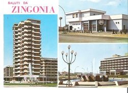 ZINGONIA (BERGAMO) - SALUTI DA ZINGONIA - Bergamo